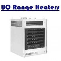 UCA/UCB/UCE Warm Air Unit Heaters