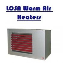 LCSA Warm Air Unit Heaters