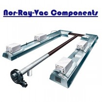 Nor-Ray-Vac Burner Components
