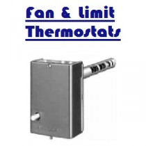 Fan and Limit Thermostats