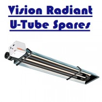 Vision Radiant U-Tube Heaters