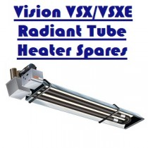 Vision Radiant VSX/VSXE U-Tube Heaters
