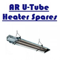 AR Radiant U-Tube Heaters