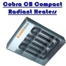 Cobra CB Compact Radiant Heaters