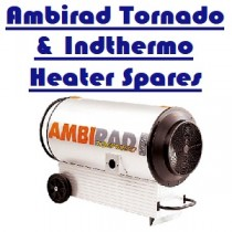Ambirad Tornado and Inthermo Mobile Heater Spares