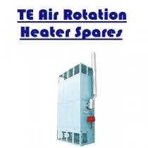 TE Warehouse Air Rotation Heater