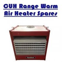 CUHA/B/C/D Warm Air Heater Spares