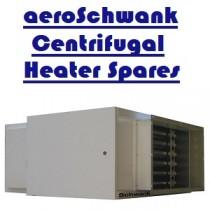 aeroSchwank Centrifugal Warm Air Heater Spares