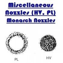 Miscellaneous (HV, PL)