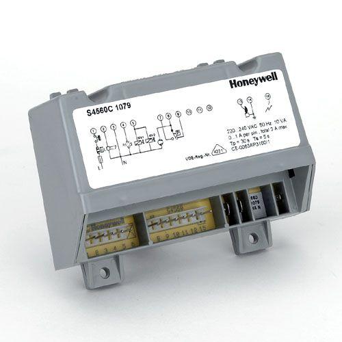 H/WELL CONTROL BOX S4560C 1079 AMBIRAD SCA ,REZNOR EURO C