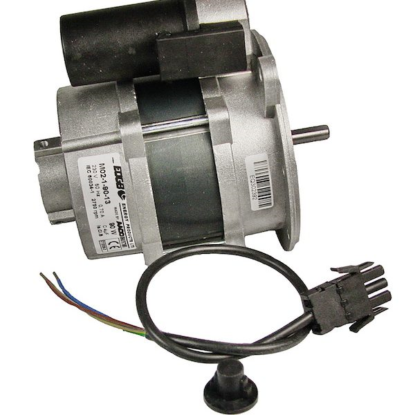 BURNER MOTOR 90W 1PH  REAR HUB DRIVE MO2-1-90-13
