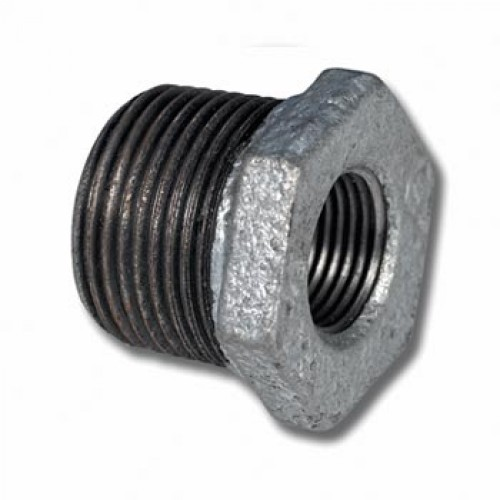 "1""-3/4"" MALLEABLE IRON REDUCING BUSH"