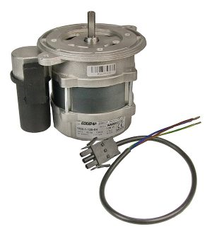 EOGB BURNER MOTOR 125W 1PH  12.5 MM SHAFT MO2-1-125-04