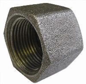 "1/8"" MALLEABLE IRON CAP END"