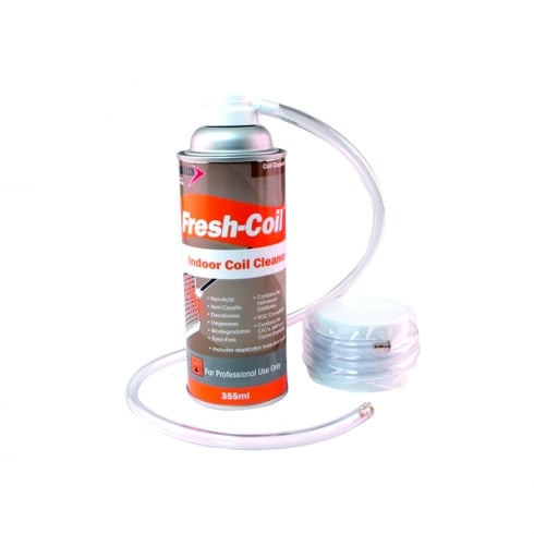 FRESH-COIL INDOOR COIL CLEANER AND DEODORISER
