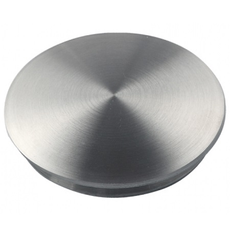 "CAP END 4"" (102MM) SINGLE WALL STAINLESS FLUE    SW304 FOR GAS AND OIL"